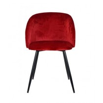 Traditions Pk HESTER Fancy Interior Chair Maroon