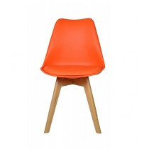 Traditions Pk JADE Fancy Interior Chair Orange