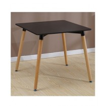 Traditions Pk SPIX Square Coffee Table Black