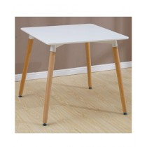 Traditions Pk SPIX Square Coffee Table White