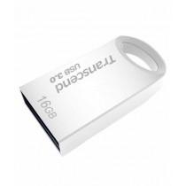 Transcend 16GB Jet Flash 710 Silver Plating
