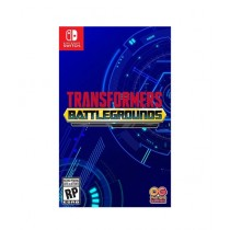 Transformers Battlegrounds Game For Nintendo Switch