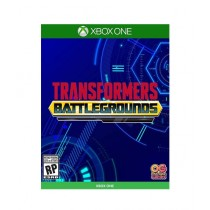 Transformers Battlegrounds Game For Xbox One