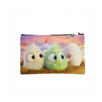 Traverse Angry Digital Printed Pencil Pouch (0045)
