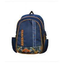 Traverse Casual 2 Zipper School Bag (0094)