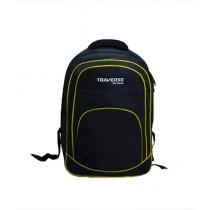 Traverse Casual School Bag Black (0092)