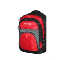 Traverse Casual School Bag Red (0216)