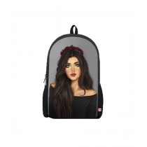 Traverse Girl's Digital Printed Backpack (0055)