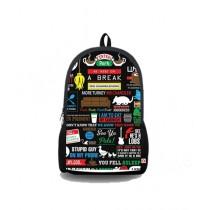Traverse Graffiti Digital Printed Backpack
