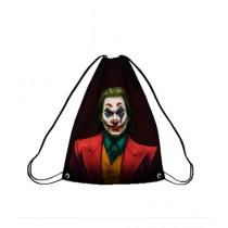 Traverse Joker Digital Printed Drawstring Bag (0081)