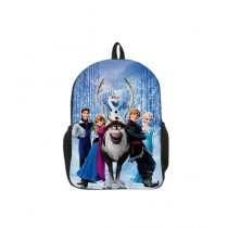Traverse Kids Bag Frozen Digital Printed School Backpack (0126)