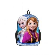 Traverse Kids Bag Frozen Digital Printed School Backpack (0129)