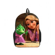 Traverse Kids Bag Tangled Digital Printed School Backpack (0125)