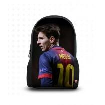 Traverse Messi Digital Printed Backpack (0149)