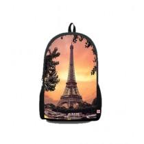 Traverse Paris Digital Printed Backpack (0076)