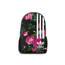 Traverse Pink Floral Women's Digital Printed Backpack (0121)