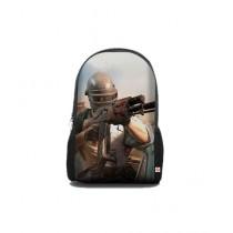 Traverse PUBG Digital Printed Backpack (0115)
