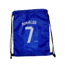 Traverse Ronaldo Eyelet Drawstring Bag Blue (0222)