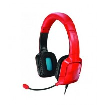 Tritton Kama Stereo Over-Ear Gaming Headset For PS4 and PS Vita Red