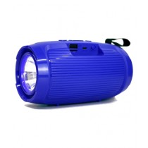 TS Store Portable Bluetooth Speaker With Torch Light (CR-X102)