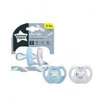 Tommee Tippee Ultra Light Silicone Soother (TT 433452)
