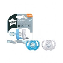 Tommee Tippee Ultra Light Silicone Soother (TT 433453)