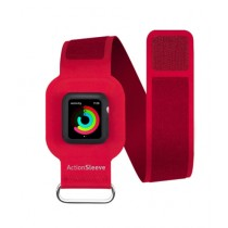 Twelve South ActionSleeve Armband Red For 38mm Apple Watch
