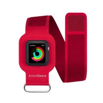 Twelve South ActionSleeve Armband Red For 42mm Apple Watch
