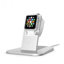 Twelve South HiRise for Apple Watch Silver