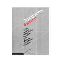 Typographic Systems of Design Book 1st Edition