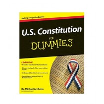 U.S. Constitution For Dummies Book 1st Edition