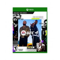 UFC 4 Game For Xbox One