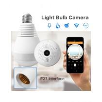 Up Technologies 960p Wireless Pamoramic HD Bulb Camera