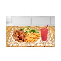 Urban Trends Large Crystal Tray (CT-03L)