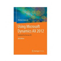 Using Microsoft Dynamics AX 2012 Book 4th Edition
