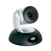 Vaddio RoboSHOT 12 HDBaseT Indoor PTZ Camera Silver/Black