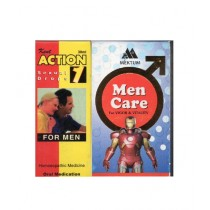 Vanjari Store Action Sexual 1 Drops Care Tablets For Men