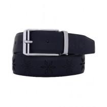 Vera Pelle Leather Belt For Men Black (0011)