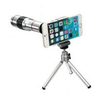 Versatile 18x Optical Telescope Camera Lens with Tripod