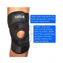 Versatile Knee Brace Black