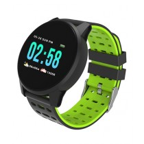 Versatile Smart Watch For Men Green (KY108)