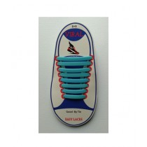 Viral Accessories Silicone Shoe Laces (0009)