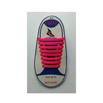 Viral Accessories Silicone Shoe Laces (0013)