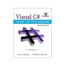 Visual C# How to Program Book 6th Edition