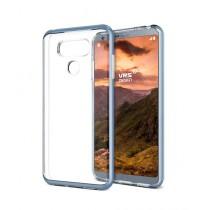 VRS Design Crystal Bumper Series Blue Mist Case For LG G6