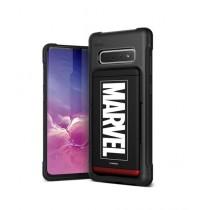 VRS Design Damda Shield Marvel Series Marvel Black Case For Galaxy S10