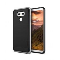 VRS Design High Pro Shield Series Satin Silver Case For LG G6