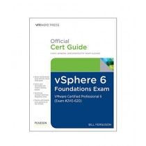 vSphere 6 Foundations Exam Official Cert Guide Book 1st Edition