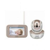 VTech Safe&Sound Baby Video Monitor White/Champagne (VM343)
