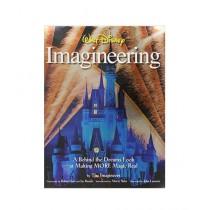Walt Disney Imagineering Book